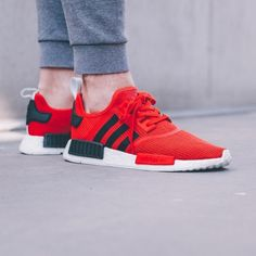 on sale ed131 bf828 WTS Adidas NMD R1 X SNS Datamosh Collegiate Orange 'Gucci
