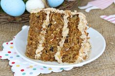 A fabulous cake that has the most fantastic flavor and texture. Perfect for spring! Oh, how I love carrot cake! Moist and full of so many textures and sweet flavors! It's one of my favorite cakes to bake for Easter or any special occasion for that matter. My fabulous carrot cake gets rave reviews from …