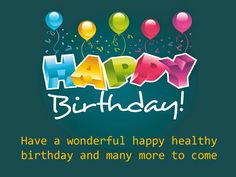 Happy Birthday Phrases Hd Images 3 HD Wallpapers