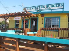 Sylvester's Burgers in Los Osos California Coast, California Travel, Bay Photo, San Luis Obispo County, Pismo Beach, Home Again, Central Coast, Romantic Getaways, Heaven On Earth