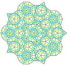 Teselación Penrose