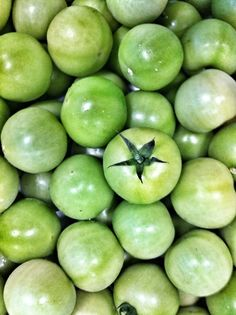 Green Colors, Colours, Green Tomatoes, Fresh Fruits And Vegetables, Aesthetic Colors, Peace And Love, Texture, Citrus, Inspiration