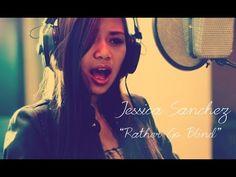 """I'd Rather Go Blind"" - Jessica Sanchez (Etta James Cover) - YouTube"