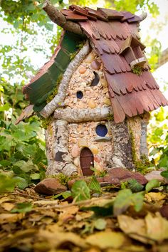 Fairy Cottage  Tallyskiddy  door opens crystal by FairyCottages, $250.00