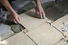 """As they say """"When you want something done perfectly, do it yourself"""". It may look like a hard job to do, but all you need are genius tips on how to tile your floor. There are so many people doing their own floor tiles, some even get to write articles about it online. So if you are a complete rookie, here are some basics on how to tile your floor and elevate the look of your interior. http://AllMarbleTiles.com"""