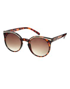 How To Dress Like Agent Carter...This cat eye-like pair of sunglasses feel like a pair that Peggy wears in the first episode and therefore, we need to have them. (via Forever21)