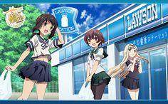 Kancolle : Fubuki, Mutsuki, Yuudachi