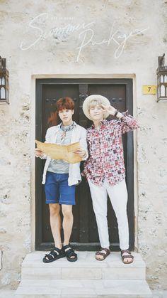 BTS ( Bangtan Boys )