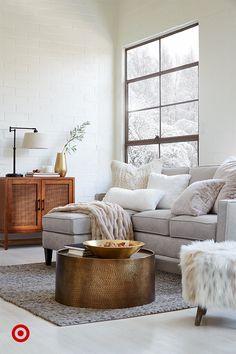 Boho Living Room, Cozy Living Rooms, Apartment Living, Home And Living, Living Room Decor, Bedroom Decor, Home Design Decor, Interior Design, Home Decor