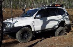Toyota Prado 120