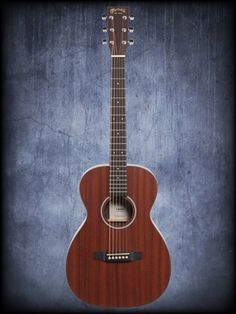 Ox2MAE acoustic electric guitar by Martin&Co