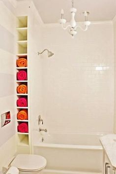 Small Bathroom storage is crucial for keeping your bathroom clean and clutter cost-free. If you have actually obtained a small bathroom storage or a huge household or both after that you are most likely in need of some brilliant bathroom storage ideas House Bathroom, Interior, Home, Small Bathroom Organization, Old House, Bathrooms Remodel, Bathroom Decor, Bathroom Renovation, Bathroom Inspiration