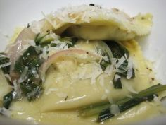 "Trader Joe's Artichoke Ravioli are simply excellent!  A ""must try"" for all artie lovers!"