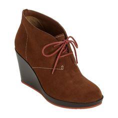 Air Britt Chukka Bootie - Women's Shoes: Colehaan.com