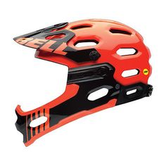 2014 bell #super 2r mips - full face #mountain bike #helmet, View more on the LINK: http://www.zeppy.io/product/gb/2/361388512180/