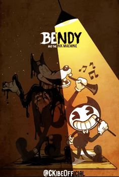 BENDY and the ink machine ANIMATION by CKibe