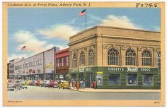 Cookman Ave. at Press Plaza, Asbury Park, N. J. | Flickr - Photo ...