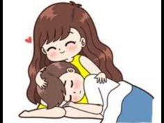 Boobib Cute Couples (für Mädchen) - LINE Aufkleber - Entertainment Cute Chibi Couple, Love Cartoon Couple, Cute Couple Comics, Cute Love Couple, Anime Love Couple, Cute Anime Couples, Cute Love Stories, Cute Love Pictures, Cute Cartoon Pictures