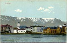 IJsland - Reykjavik
