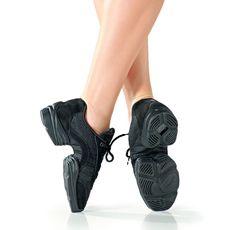 So Danca DK70 Adult Split Rubber Sole Dance Sneaker