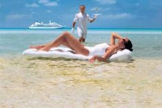 How do we get this kind of service? - tropical summer beach vacation escape visit www. The Beach, Luxe Life, Am Meer, Plein Air, Luxury Lifestyle, Strand, Life Is Good, Beautiful Places, To Go