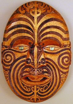 Kauri Mask by Click Attack, via Flickr