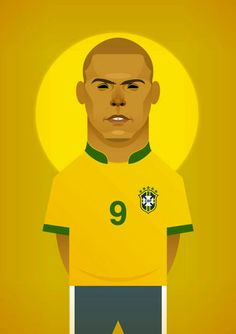 Ronaldo Illustration by Stanley Chow