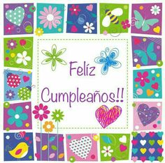New Birthday Quotes For Her In Spanish Ideas Birthday Quotes For Her, Birthday Wishes For Kids, Funny Happy Birthday Pictures, Birthday Pins, Birthday Wishes Cards, Happy Birthday Messages, Birthday Greetings, Funny Birthday, Funny Pictures