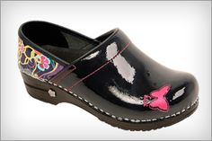 Professional Ashley Koi-Clog from TheKoiWarehouse.com  Need these for work!! Love love love them!!