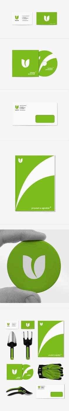Keja - Garden Center by NRE Branding Studio | #stationary #corporate #design #corporatedesign #identity #branding #marketing < repinned by www.BlickeDeeler.de