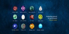 What's your Gemstone????