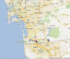 San Ysidro California to Tijuana Mexican Border » http://GSA.gov/portal/content/104872