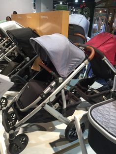 @bumpclubbeyond focuses their day three recap from the ABC Kids Expo on the new fashions and textiles in the industry. See what they have to say about the new Ub fashions and leather accents.. #UbVISTA #UbCRUZ #babygear #stroller