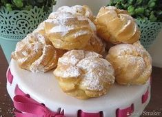 Najlepsze Ciasto ptysiowe Sweet Recipes, Cake Recipes, Snack Recipes, Snacks, Polish Recipes, Polish Food, Sweet Little Things, Sweets Cake, Baking And Pastry