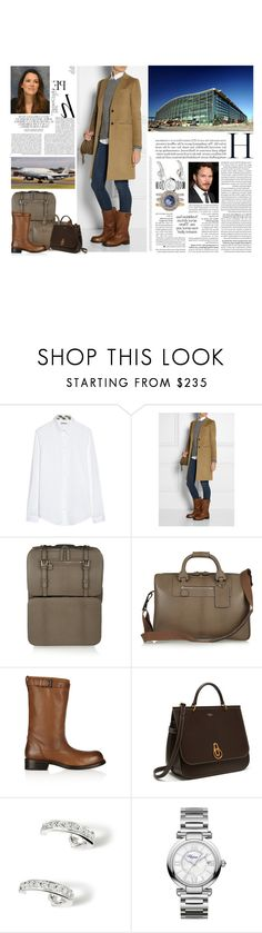 """""""Untitled #2989"""" by duchessq ❤ liked on Polyvore featuring Whiteley, Burberry, Bottega Veneta, Moncrief, Mulberry and Chopard"""