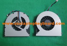 Toshiba Satellite C855 Series Laptop CPU Fan 4-wire