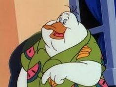 Darkwing Duck_Herb Muddlefoot Walt Disney Cartoons, Donald Duck, Disney Characters, Fictional Characters, Herb, Grass, Fantasy Characters, Grasses, Herbs
