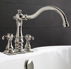 Faucets & Tub Fills   Restoration Hardware
