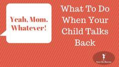 Child Talks Back mini