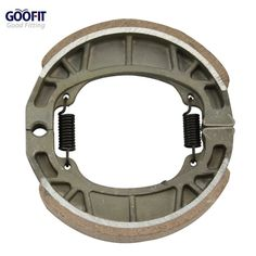 Goofit Universal Rear Drum Brake Shoes Pad for GY6 50-150cc Moped Scooter C029-073 #Affiliate