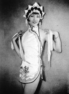 Anna May Wong was an American actress, the first Chinese American movie star, and the first Asian American to become an international star. Her long and varied career spanned both silent and sound film, television, stage, and radio.via Hilarie Hughes