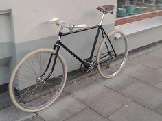 Halbrenner Fahrrad Vintage 28