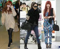 #Jessica #Tiffany #SNSD #Kpop