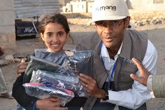 YEMEN: Interview With Founder of Mona Relief Humanitarian Aid