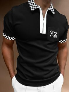 Fashion Prints, Fashion Design, Boutique Clothing, Men's Clothing, Cool Shirts, Types Of Sleeves, Casual Shorts, Mens Tops, How To Wear