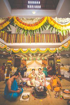 Off Beat Ideas For Your Mehndi Ceremony Decoration - SetMyWed Desi Wedding Decor, Wedding Hall Decorations, Wedding Entrance, Wedding Mandap, Backdrop Wedding, Festival Decorations, Wedding Events, Wedding Ceremony, Wedding Dresses