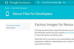Google Android 6.0 Marshmallow Fabrika İmajı İndir | DESTEK HATTI