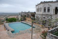 #pool at the Museum Hotel, Uchisar, #Turkey