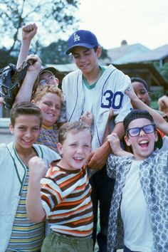 All Kids: The Sandlot Is Returning to Theaters For Its Anniversary! Calling All Kids: The Sandlot Is Returning to Theaters For Its Anniversary!Calling All Kids: The Sandlot Is Returning to Theaters For Its Anniversary! 90s Movies, Iconic Movies, Good Movies, Movie Tv, Comedy Movies, Le Gang Des Champions, Sandlot Benny, The Sandlot Kids, Sandlot 2