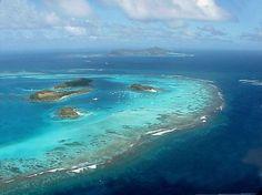 Tabago Keys , Grenadines